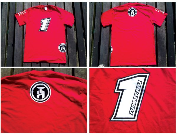 Tommy Hill T shirts