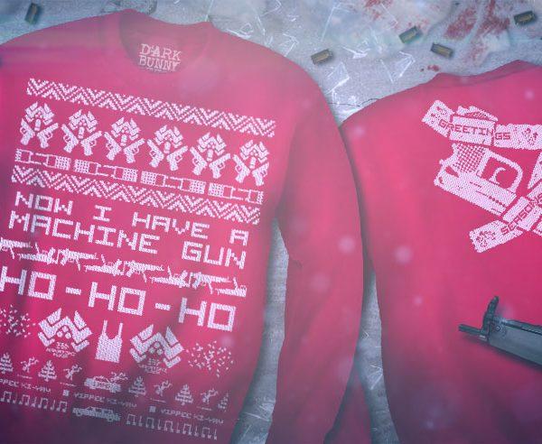 die hard xmas sweaters