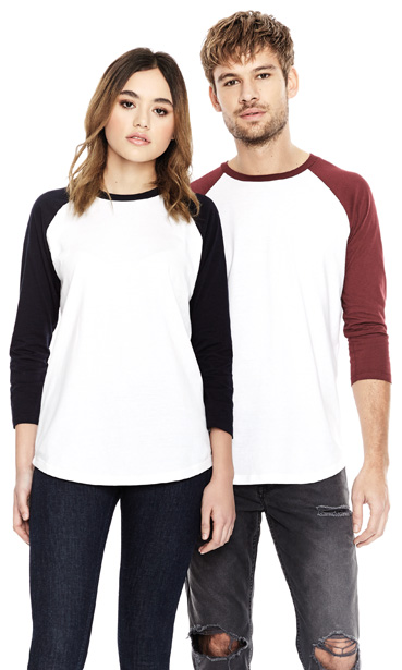 EP22 Organic Men's/Unisex Baseball T-Shirts